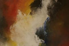 Acryl, 50x70