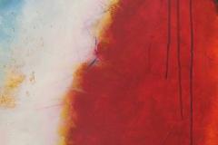 No.36, Mischtechnik auf Leinwand, 50x70, 2011